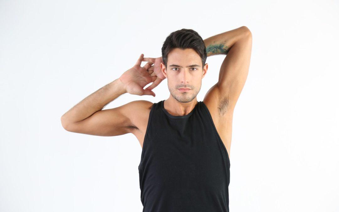 KURIER: Männer & Yoga