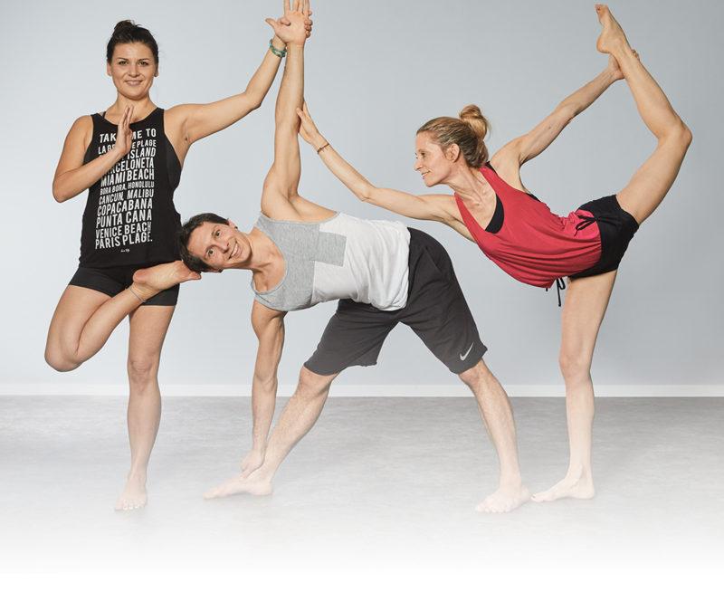 Yoga Personal Trainer Ausbildung mit Carina Haimbl